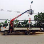 Phục vụ ánh sáng đô thị
